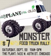 monster (food) truck rally